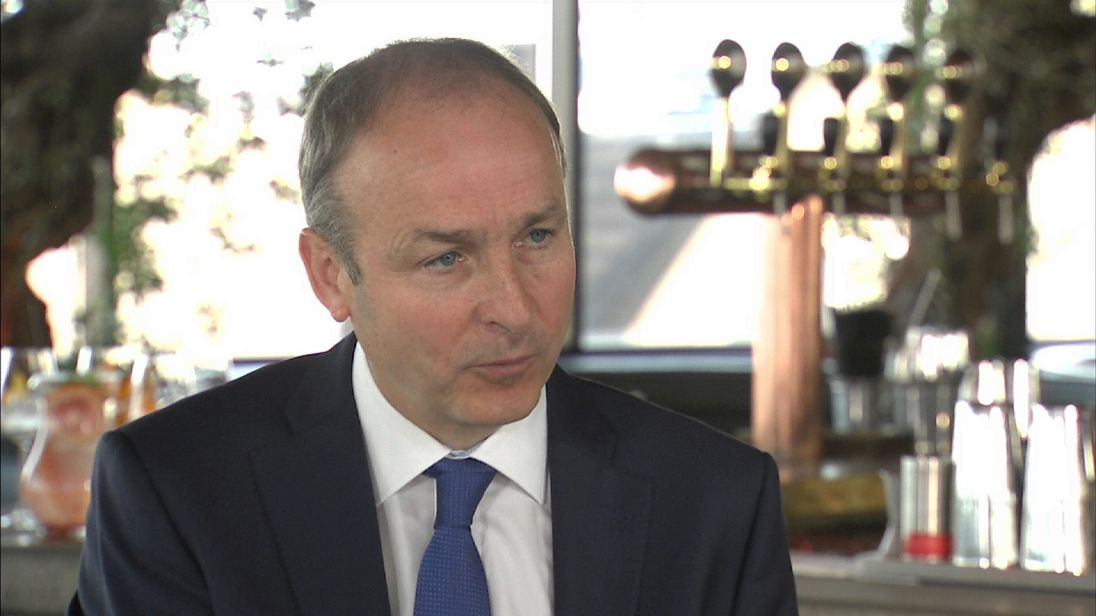 Micheal Martin believes Brexit is 'damage limitation' for Ireland
