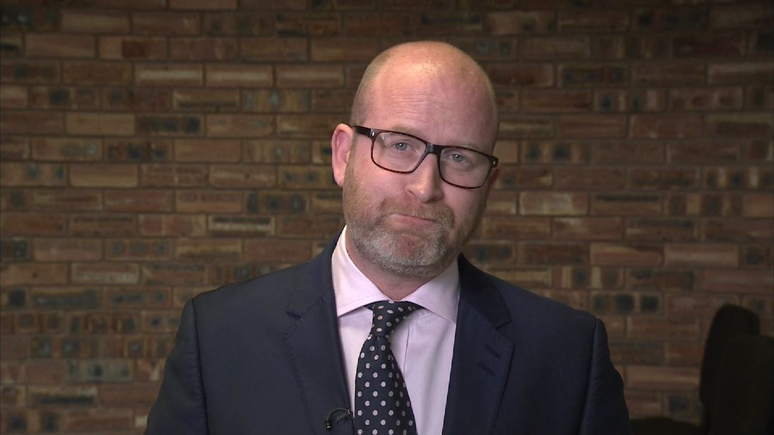 Paul Nuttall says UKIP still has lots to offer