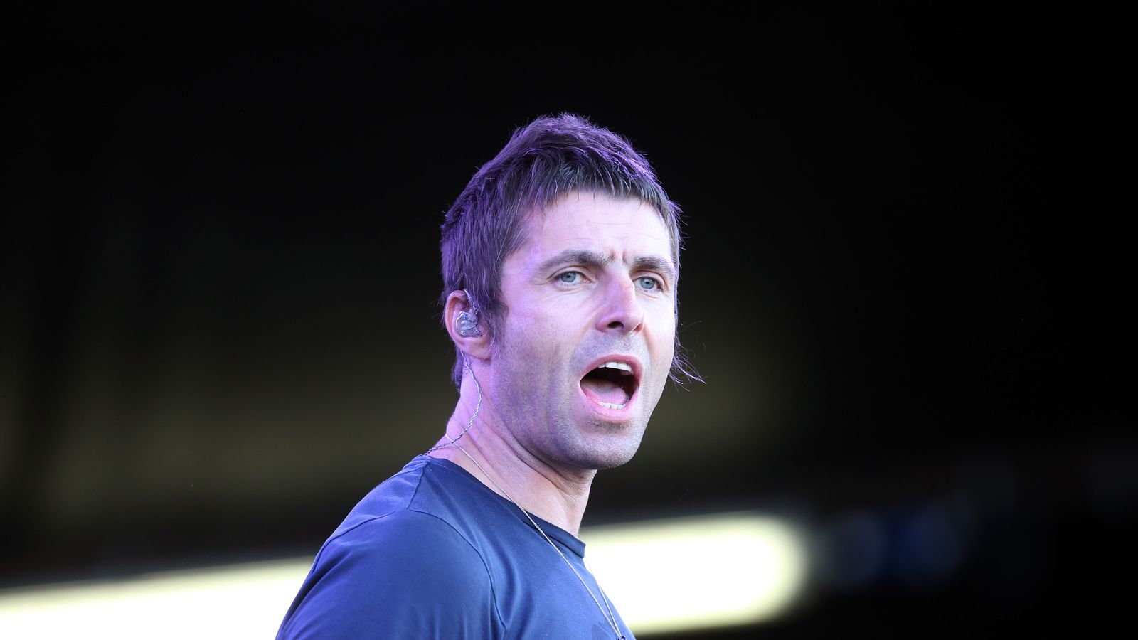 Liam Gallagher To Give Profits From Manchester Solo Gig To Attack