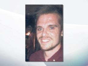 Matthew Bryce was found after more than 30 hours in the water. Pic: Police Scotland