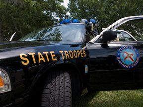 Florida Highway Patrol is investigating. File pic