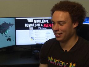 Marcus Hutchins, who registered the domain name that took down the virus, said hundreds of people helped in the effort.