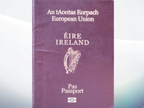 Applications for Irish passports from people based in Britain are up by 70% this year