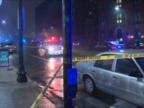 Dr Lina Bolanos and Dr Richard Field were found dead in the penthouse of the Macallen Building in Boston