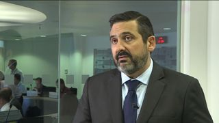 British Airways' chief executive, Alex Cruz has told Sky News the IT problems that stopped flights this weekend are not due to the outsourcing of jobs to India.