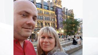 Marcin and Angelika Klis