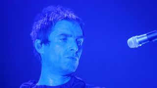 Liam Gallagher performs at the O2 Ritz in Manchester
