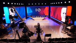 Stage set for May/Corbyn live TV clash