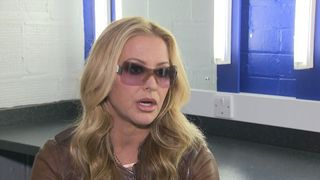 Singer Anastacia performed in Manchester on Saturday night, days after the Manchester bombing