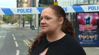 Dawn Waddy says security was poor at the Manchester Arena.