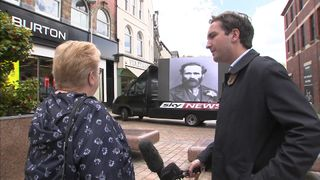 Is one of Merthyr Tydfil's most important political faces still recognised in the area?