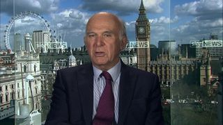 Liberal Democrat, Sir Vince Cable