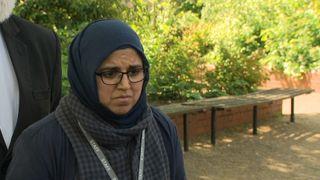 Evha Jannath's headteacher says the whole school is heartbroken