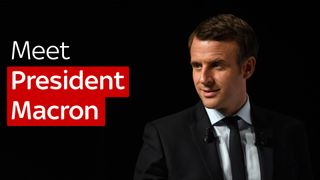 Emmanuel Macron will be the next French president