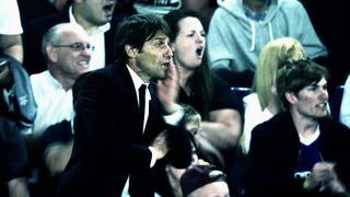 Chelsea win the Premier League under management of Antonio Conte