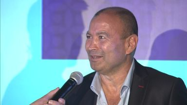 Jones excited by RWC 2019 draw