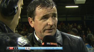 Bowyer delighted for players and fans