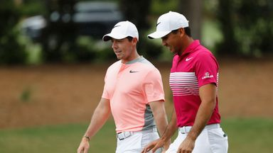 McIlroy grouped with Day, Rose