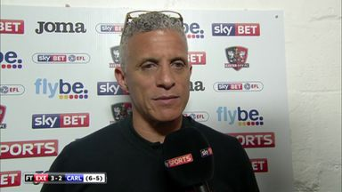 Curle proud of effort