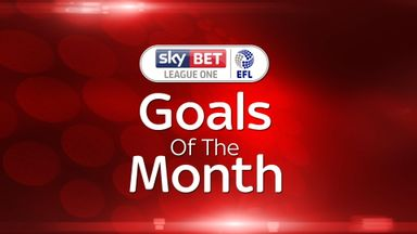 League One - Goal of the Month – April 2017