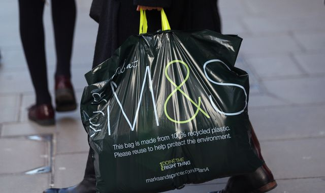 M&S raids Tesco to accelerate revival in fashion fortunes
