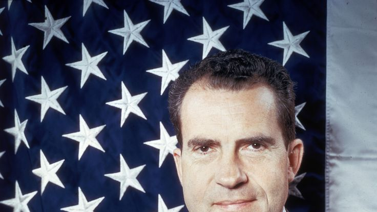 President Richard Nixon developed the 'Madman Theory' to keep adversaries guessing