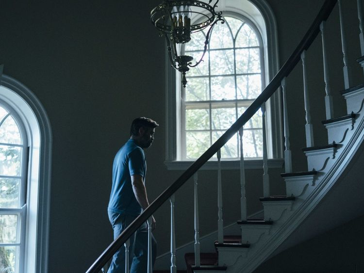 Colin Farrel in Yorgos Lanthimos' The Killing Of A Sacred Deer