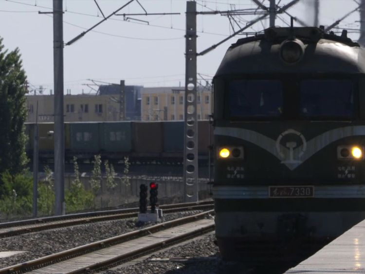 Horgos will be a key part of the Silk Road project with rail cargo heading to Europe