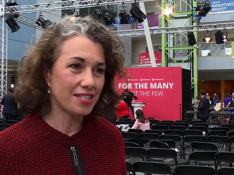 Shadow minister Sarah Champion says appearances do matter