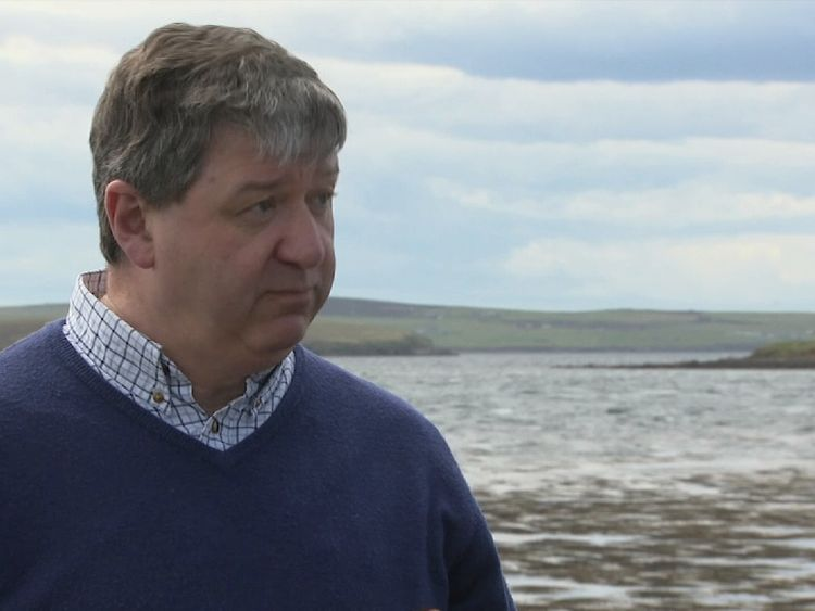 Alistair Carmichael has served his constituency for 16 years