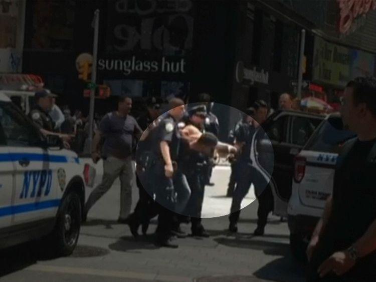 Times Square crash suspect Richard Rojas