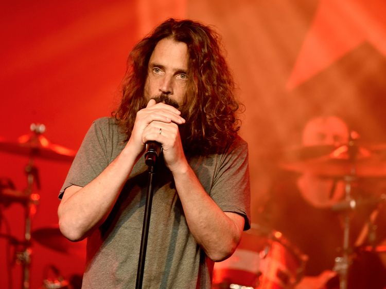 Chris Cornell's daughter unveils duet with late father