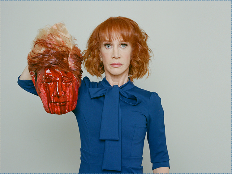 The photo was taken by photographer Tyler Shields