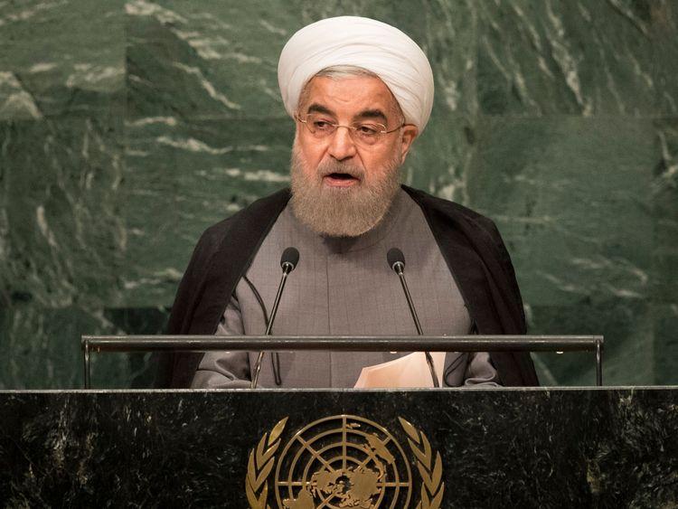 Mr Rouhani  won 22.8 million votes