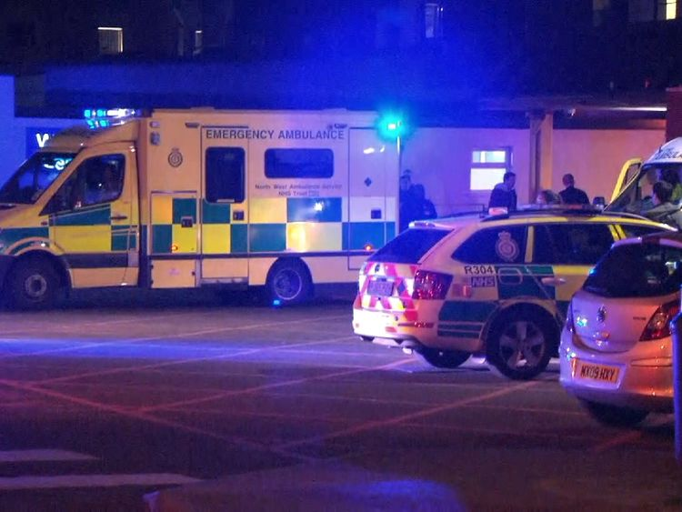 NHS England has told 27 major trauma centres to prepare staff for a potential terrorist attack ahead of the Bank Holiday weekend