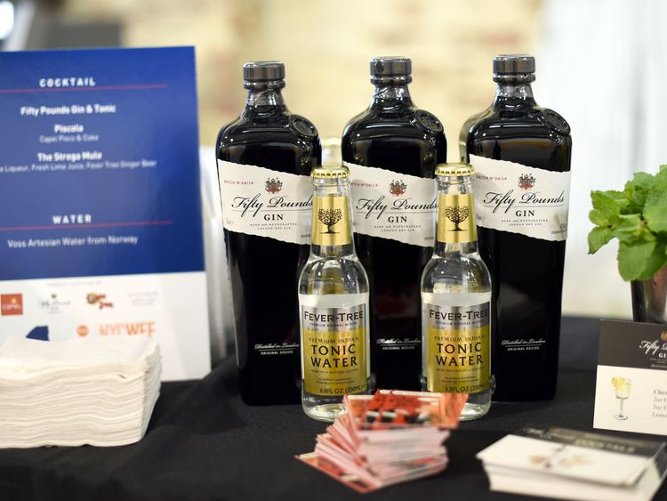 Just the tonic: Gin gives Fever-Tree profits a boost