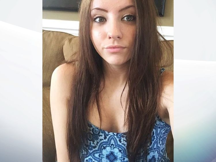 Alyssa Elsman was killed by a car in Times Square. Pic: Instagram