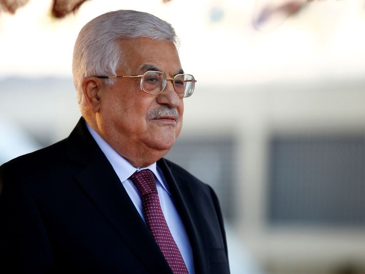 Mahmoud Abbas leads the Fatah party, which remains deeply divided from Hamas