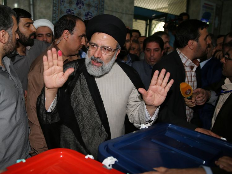 Voters were determined to block the rise of Ebrahim Raisi