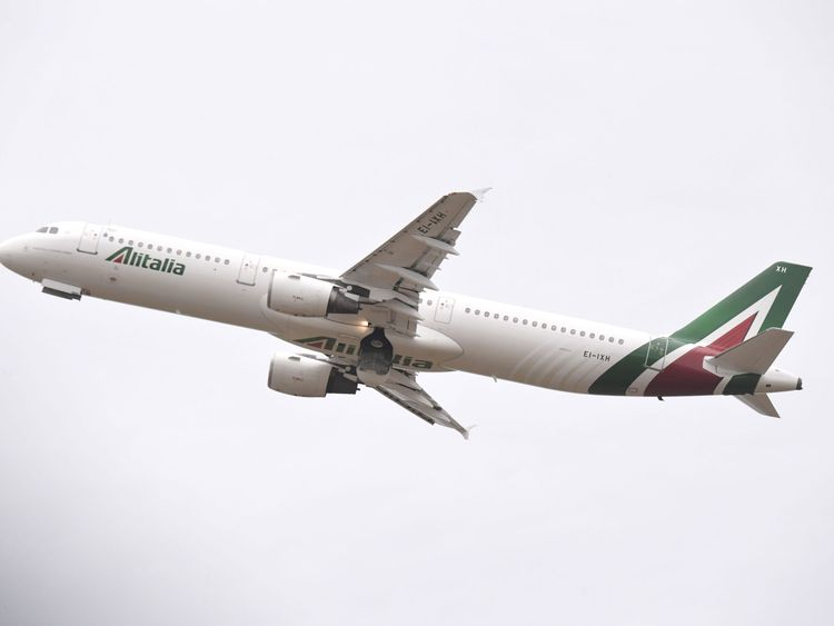Alitalia has six months of financial support under the deal with the Italian government