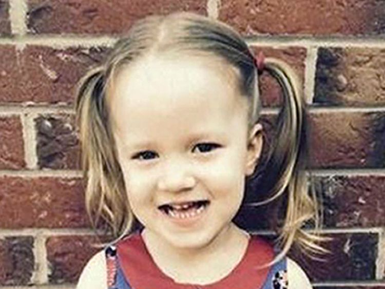 Violet-Grace has been described as 'funny, vibrant and caring'