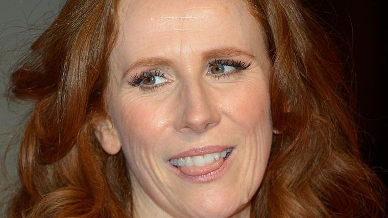 Catherine Tate is supporting the online safety initiative