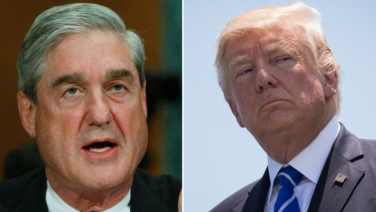 Robert Mueller has been appointed special counsel to probe Donald Trump's links to Russia