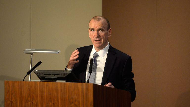 Sir Terry Leahy, former Tesco CEO