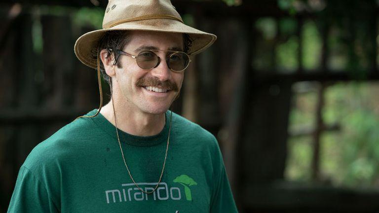 Jake Gyllenhaal in Bong Joon Ho's Netflix-produced Okja