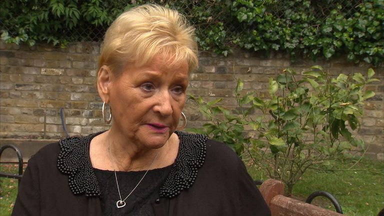 Carol Carney said she was 'very, very angry at what happened'