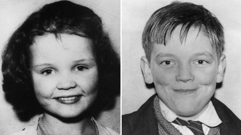 Lesley Ann Downey and John Kilbride