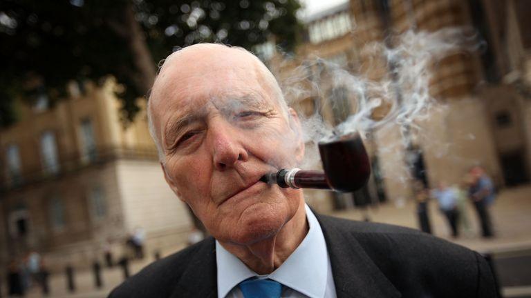 Tony Benn: a legend and inspiration to Corbyn
