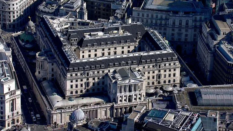 Bank of England keeps interest rates at record low