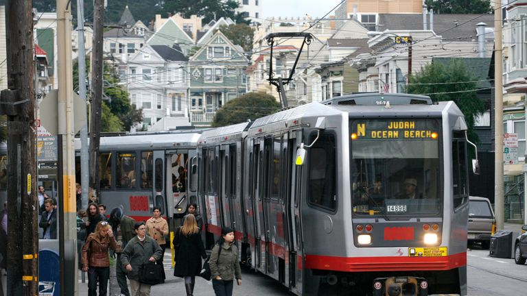 Hackers attacked San Francisco's light rail system with ransomware in November 2016